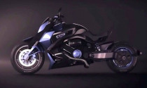 Hyosung ST7 Concept: Cruiser dành riêng cho châu Á