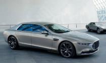 Aston Martin Lagonda Sedan xuất xưởng với số lượng giới hạn