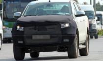 Ford Ranger 2015 lộ diện trên đường thử