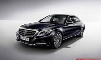 Mercedes-Benz S-Class Pullman có giá lên tới 1 triệu USD