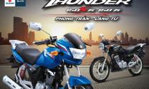 Suzuki sắp ra mắt xe côn tay Thunder 150 Fi
