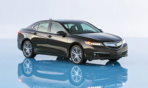 Acura TLX 2015 lên kệ, giá từ 30.995 USD