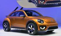 Volkswagen bật đèn xanh cho Beetle Dune