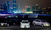 GM dự đoán tăng 40% sản lượng Cadillac tại Trung Quốc