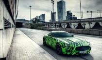 """Mercedes """"trêu chọc"""" người hâm mộ bằng hình ảnh GT AMG"""