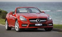 Mercedes-Benz SLK và SL-Class bị triệu hồi vì lỗi túi khí