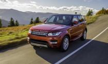 Land Rover trình làng Range Rover và Range Rover Sport bản nâng cấp