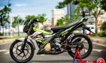 Trải nghiệm Suzuki Raider 150 tại Vietnam Motorcbike Festival