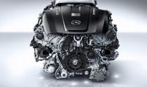 Mercedes tiết lộ chi tiết động cơ AMG GT mới