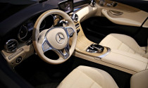 Mercedes-Benz C-Class Cabriolet lộ diện nội thất cực đẹp