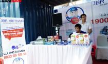 Tham quan Vietnam Motorbike Festival 2014 nhận thẻ cứu hộ JBR