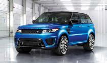 """""""Siêu SUV"""" Range Rover Sport SVR chính thức vén màn"""