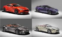 Aston Martin giới thiệu gói nâng cấp Q đầy cá tính