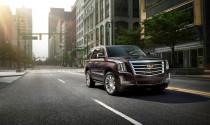 Cadillac Escalade 2015 nâng cấp mạnh về tiện nghi