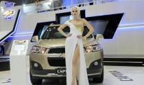 Triệu hồi gần 500 xe Chevrolet Captiva