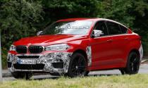 BMW X6 M bản nâng cấp lộ diện
