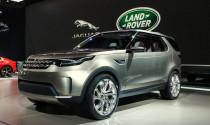 Land Rover Discovery Sport 2015 lộ diện qua phiên bản đồ chơi