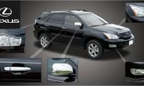 Lo ngại chính quyền, Lexus giảm giá phụ tùng