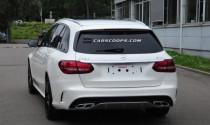 Mercedes-Benz C450 AMG Sport sẽ ra mắt tại Detroit