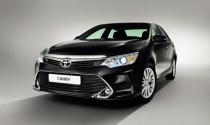 Toyota Camry 2015 khoe dáng trước triển lãm