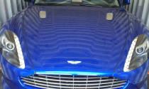 Aston Martin DB9 màu độc xuất hiện tại Việt Nam