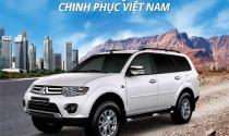 """Khởi động """"Hành trình Pajero Sport chinh phục Việt Nam"""""""