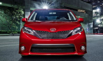 Toyota Sienna 2015 lộ giá bán