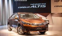 Toyota Altis 2014 vừa ra mắt có gì mới để gây sốt tại Việt Nam?