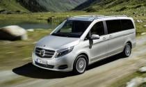 Mercedes-Benz V250 4MATIC sẽ ra mắt tại Paris Motor Show