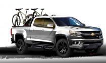 Lộ diện Chevrolet Colorado 2015 phiên bản thể thao