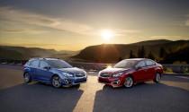 Subaru Impreza 2015 an toàn hơn với những trang bị mới