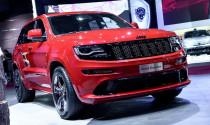 """""""Siêu SUV"""" hầm hố Jeep Grand Cherokee SRT8 Red Vapor lộ diện"""