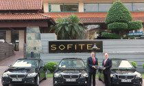 Euro Auto bàn giao 3 xe BMW 520i cho Sofitel Plaza Hà Nội