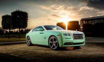 "Đại gia Mỹ lại ""cuồng"" Rolls-Royce Wraith"