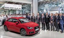 500.000 chiếc Audi A1 đã được xuất xưởng