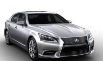Lexus LS nâng cấp cho phiên bản 2015