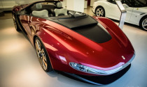 Ferrari xác nhận sẽ sản xuất Pininfarina Sergio