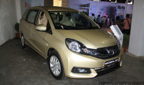 Honda Mobilio gây sốt tại Indonesia, Toyota đau đầu