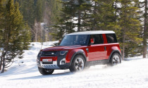 Land Rover Defender hoàn toàn mới ra mắt vào năm 2016