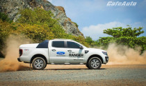 """Ford Ranger tiếp tục """"thâu tóm"""" phân khúc Pick-up tại Việt Nam"""