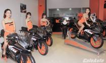 Bộ đôi KTM RC200 và RC390 2015 ra mắt tại Việt Nam