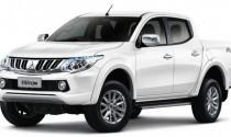 """Mitsubishi ra mắt pick-up Triton thế hệ mới với phong cách """"sedan hóa"""""""