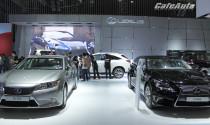 """Việt Nam Motor Show 2014 """"nóng"""" trước giờ G"""