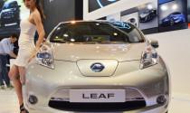 VMS 2014: Nissan LEAF – phép thử cho thị trường Việt