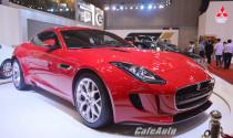 """VMS 2014: Siêu báo đốm Jaguar F-Type S Coupe """"nóng bỏng"""" tại triển lãm"""