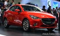 """""""Hàng nóng"""" Mazda 2 sedan ra mắt tại Thái Lan"""