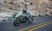 Kawasaki Ninja H2 và H2R không có sẵn để mua