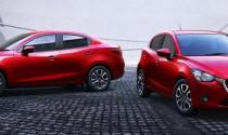 Mazda2 Sedan lộ diện trước khi ra mắt tại Thái Lan