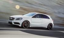 Mercedes-Benz A45 AMG sẽ có phiên bản mạnh mẽ hơn