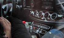 Mercedes-Benz E-Class 2016 lộ diện nội thất